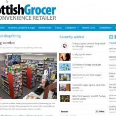 Scottish Grocer: A Winning Combo